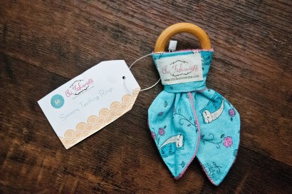 Sensory Teething Ring